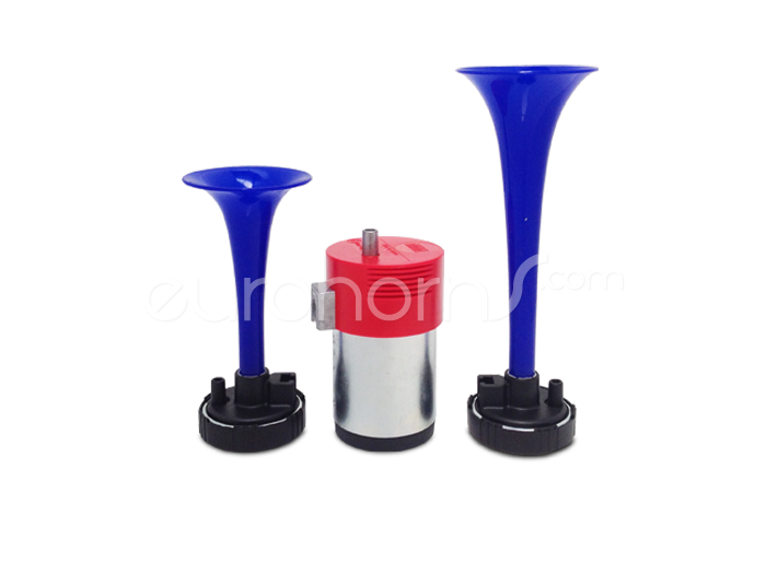 Fiamm Blue Horn Set 12v